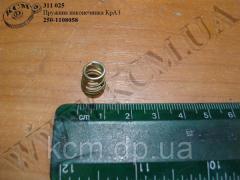 Пружина наконечника 250-1108058 КрАЗ