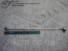Тяга управління подачі палива 65055-1108050 КрАЗ