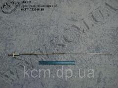 Трос крана управління в зб. 6437-1723308-10 КрАЗ