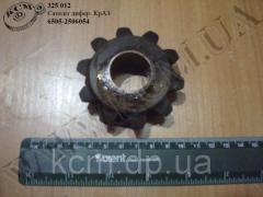 Shafts gearbox