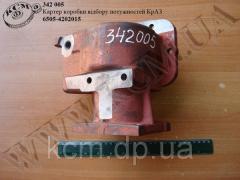 Картер коробки відбору потужностей 6505-4202015 КрАЗ
