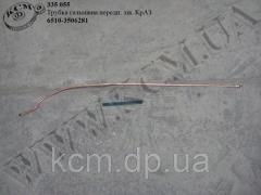 Трубка гальмівна передн. лів. 6510-3506281...