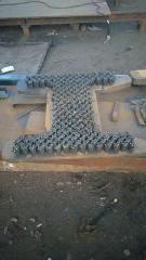 Náhradní díly do kovoobráběcí stroje