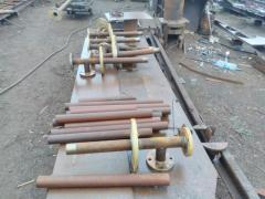 Pipes Flanged