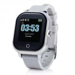 Оригинальные детские смарт часы с GPS WONLEX GW700S цвет серый