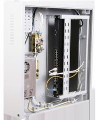 Case telecommunication wall LAN ShRN-19-662