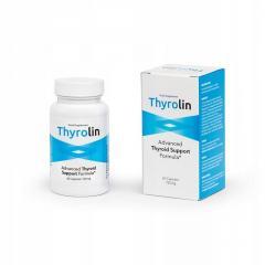 Капсулы для щитовидной железы Thyrolin (Тиролин)