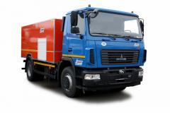 Каналопромывочная машина КО - 503КП - 12 (8 м³)