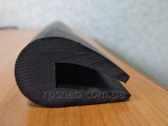Board sieve DTR 69.00.148 rubber profile