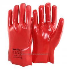 Перчатки из ПВХ, 35 см. Profitech PVC 7560-R (Ot)
