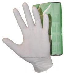 Перчатки латексные тонкие не стерильные S, 50 пар