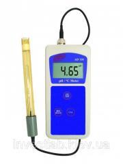 РН-метр с автоматической калибровкой ADWA AD110 (рН от -2,00 до 16,00; рН ± 0.02 pH)