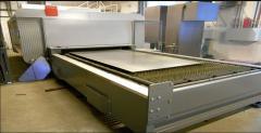 Комплекс по лазерной резки швейцарской фирмы «Bystronic» BySprint Pro 3015 ByLaser 3300