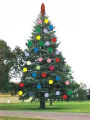 Светодинамическое Дерево