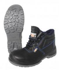 Ботинки 3003 Winter Expert S3 CI SRC с композитным подноском и кевларовой стелкой (11021)