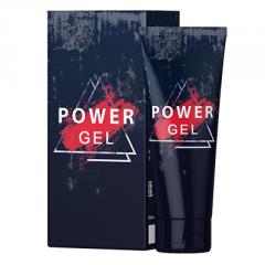 Power Gel (Павер Гель) - крем для увеличения члена и укрепления эрекции