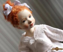 Коллекционная кукла Балерина Анна, проект Балетный