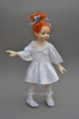 Кукла ручной работы Балерина Анна, проект