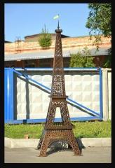 Декор Эйфеева башня