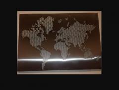 Декор Карта мира