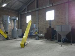 VSU 1 Vykhrevy drying installation