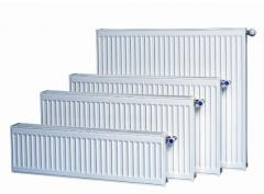 Heating radiators aluminum, steel, bimetallic -
