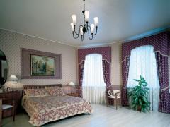 Декоративные потолки,  натяжные потолки...