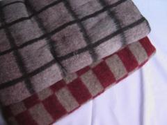 Одеяло полушерстяное, одеяло 140 х 2,05