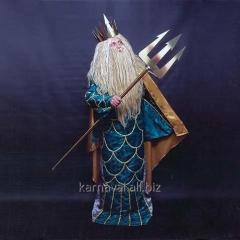 """Carnival costume male """"Neptune"""