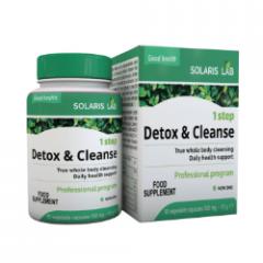 Капсулы для очищения организма Detox&Cleanse...