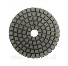 Алмазный шлифовальный круг гибкий диаметр 100 мм h