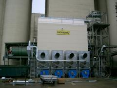 Dryer mine NDT with a performance up to 150 t/hour