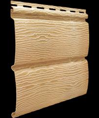 Сайдинг стеновой блок-хаус Дуб Золотой 3400х230мм