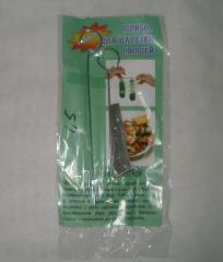 Device of cutting of vegetables and frui