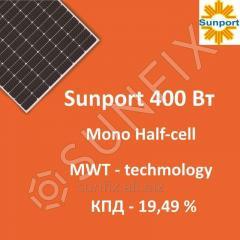 Солнечные панели Sunport-MWT-400