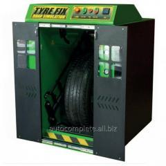 Дорожный симулятор для колес автомобиля Atek
