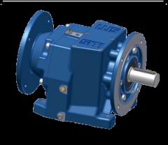 Соосно-цилиндрический мотор-редуктор SITI серии