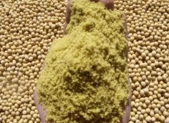 Soy concentrate is enzymatic DPCH