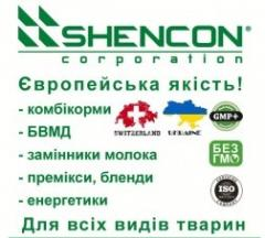 """Mineral blends for poultry """"SHENMIX MIN"""