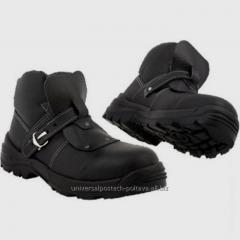 Shoes for welders