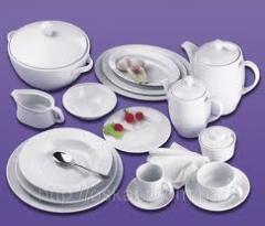 Посуда фарфоровая, сервизы из фарфора, фарфоровая