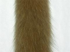 Edge polar fox tail Ukraine, fur to Kharkiv