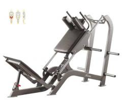 Exercise machine, Hook car, X-Line, X203, power