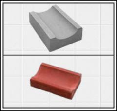 Водостоки бетонные, желоб бетонный Бровары.