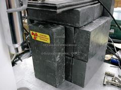 Lead bricks
