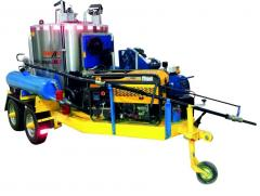 Machinery for filling of joints