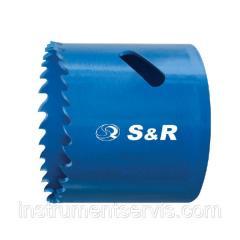 Биметаллическая кольцевая пила S&R 33 х 38