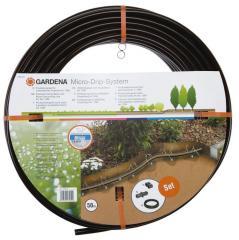 Шланг сочащийся GARDENA диаметром 13,7 мм для