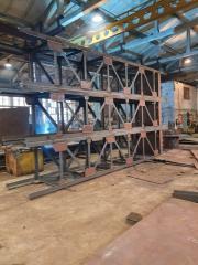Изготовление и ремонт металлоконструкций любой