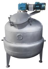Equipment technological flushing